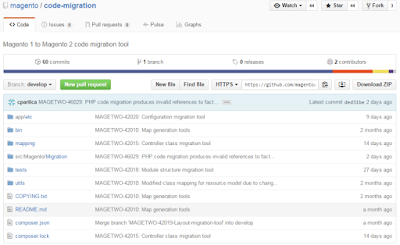 Hướng dẫn chi tiết từng bước  nâng cấp từ Magento 1 lên Magento 2