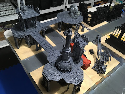 Sector Mechanicus Terrain