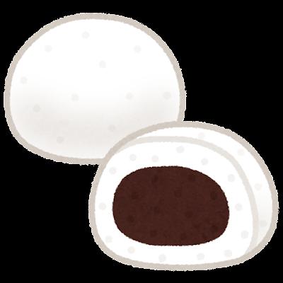 饅頭のイラスト