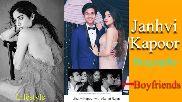 Janhvi Kapoor Biography - Age, Affairs/Boyfriend, Family, Height, Net worth & More