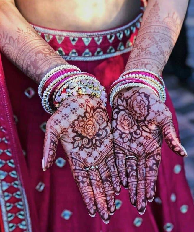 Mehndi Design For Wedding 2019