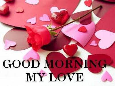 100+ Romantic Good Morning Love Message | wishlovequotes