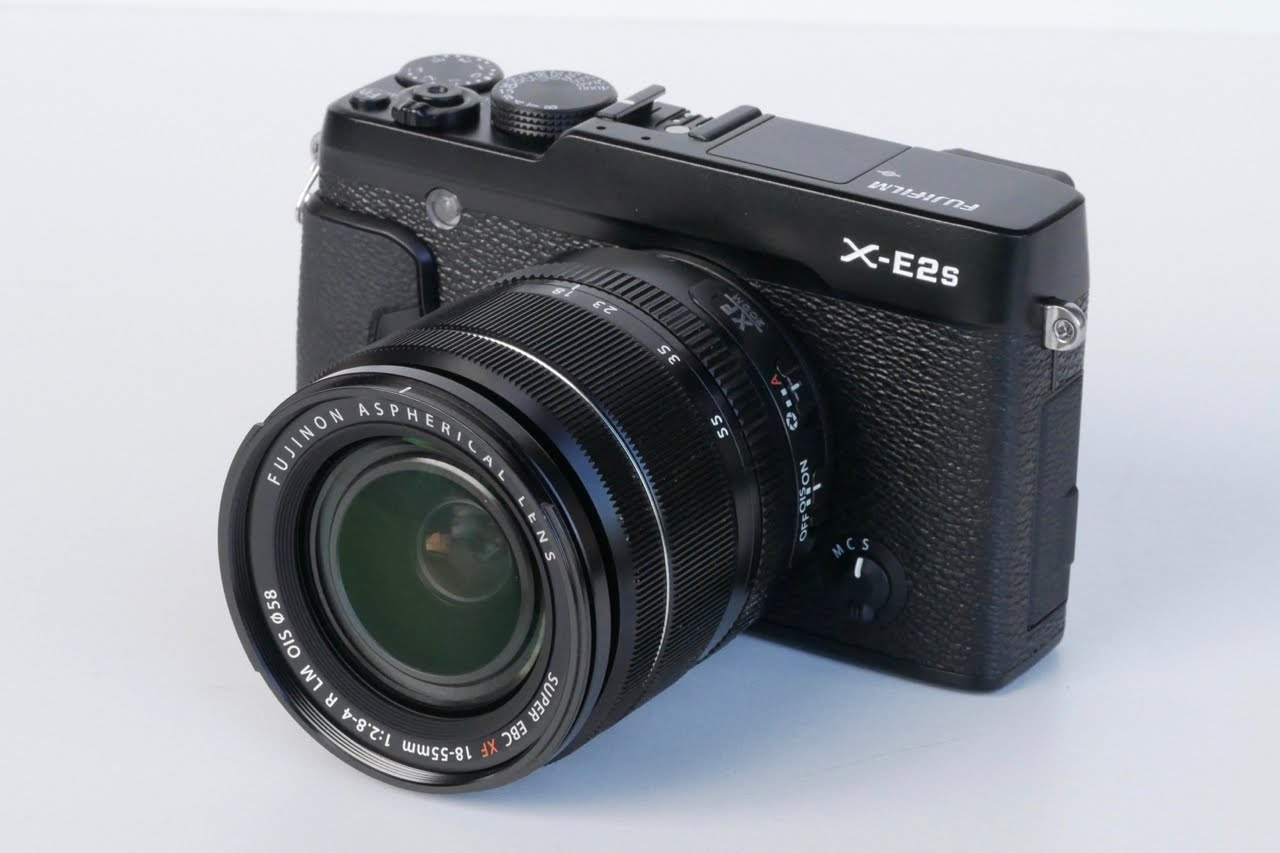 "Photograph with an ""S"" (Fujifilm X-E2S): The essssence of photography"