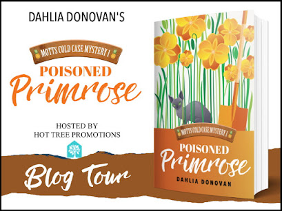 Poisoned Primrose Blog Tour