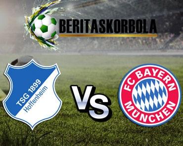 Prediksi Hoffenheim Vs Bayern Muenchen Sabtu 29 Februari 2020