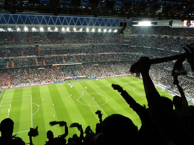 Onde comprar ingressos para um jogo do Real Madrid