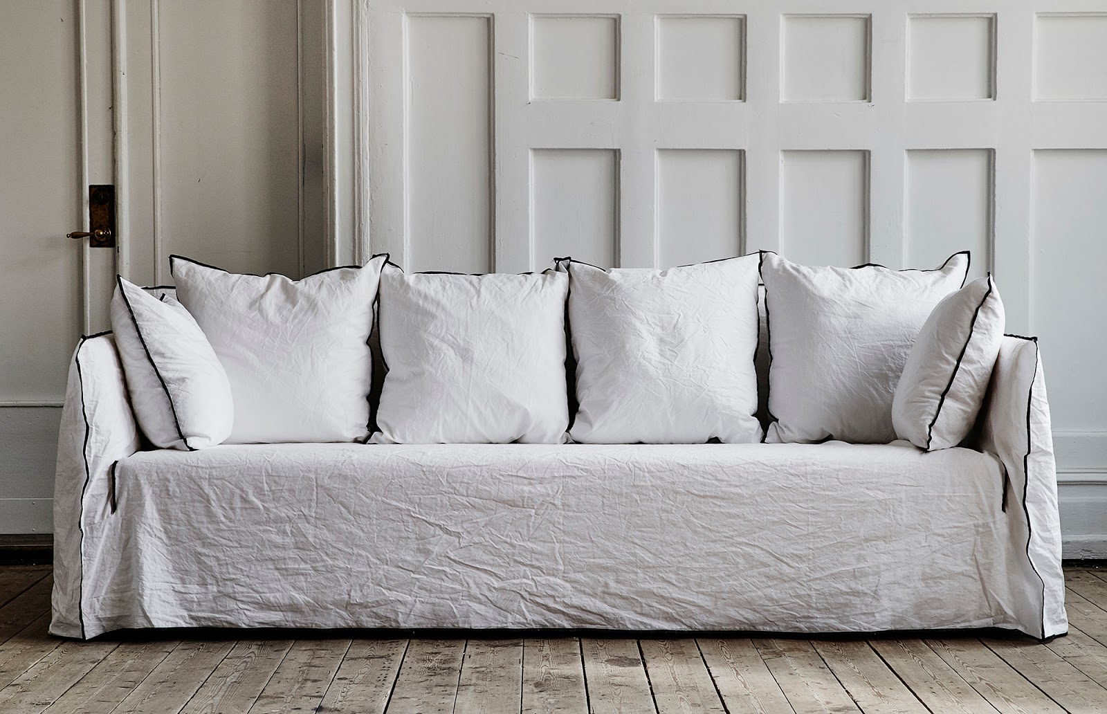 How to change the look of an sofa