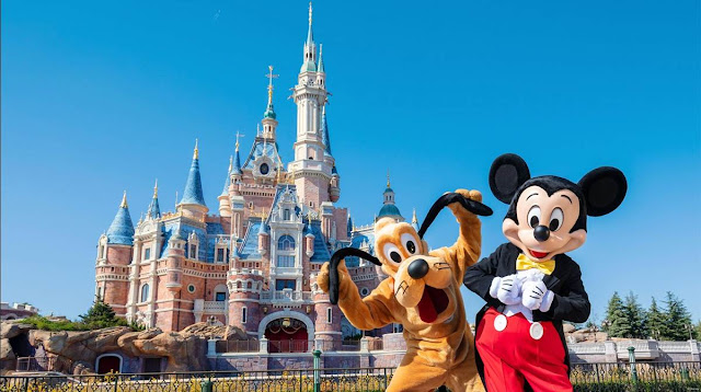 Shanghai Disneyland begins to raise the operating capacity to 50% from August 24, 2020, 上海迪士尼樂園, SHDL