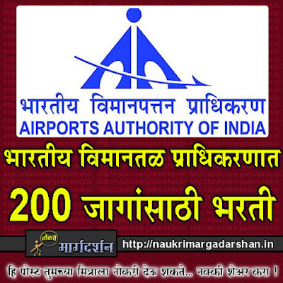 Airport Authority Of India Recruitment