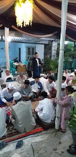 Acara Walimatussafar CaLon Jamah Haji Indonesia Keloter 33
