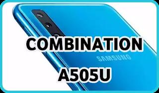 COMBINATION A505U U5 U6