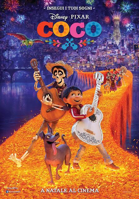 Coco Pixar recensione