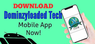 DominzyLoaded TECH Mobile App For Android Phone