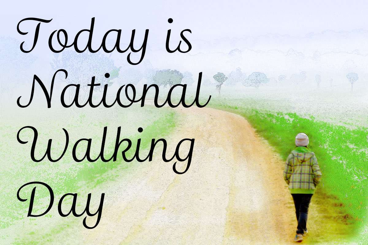 National Walking Day Wishes for Instagram
