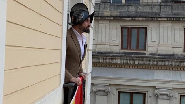 Cortés y la perversión de la historia