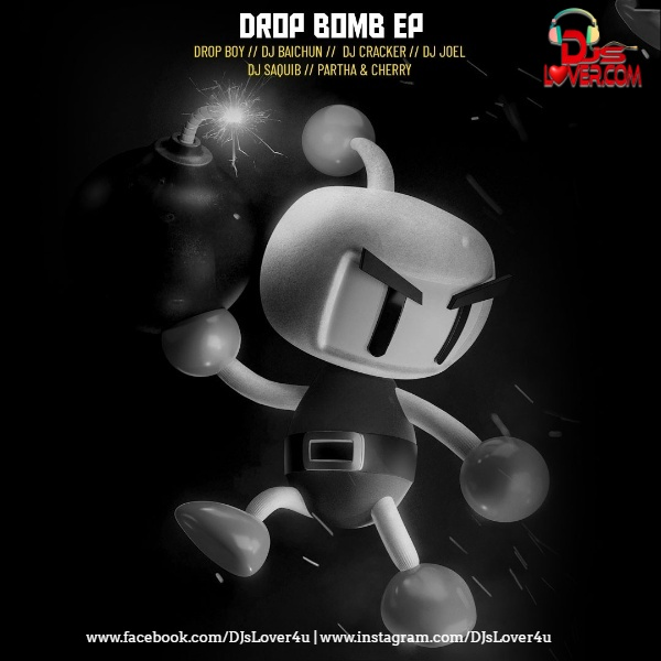 Drop Bombs EP Various Artist