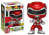 Funko Pop! Red Ranger Hot Topic