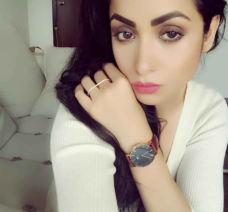 Madhura Naik pemeran Tanya Rana