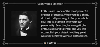 Powerful Enthusiasm Quotes