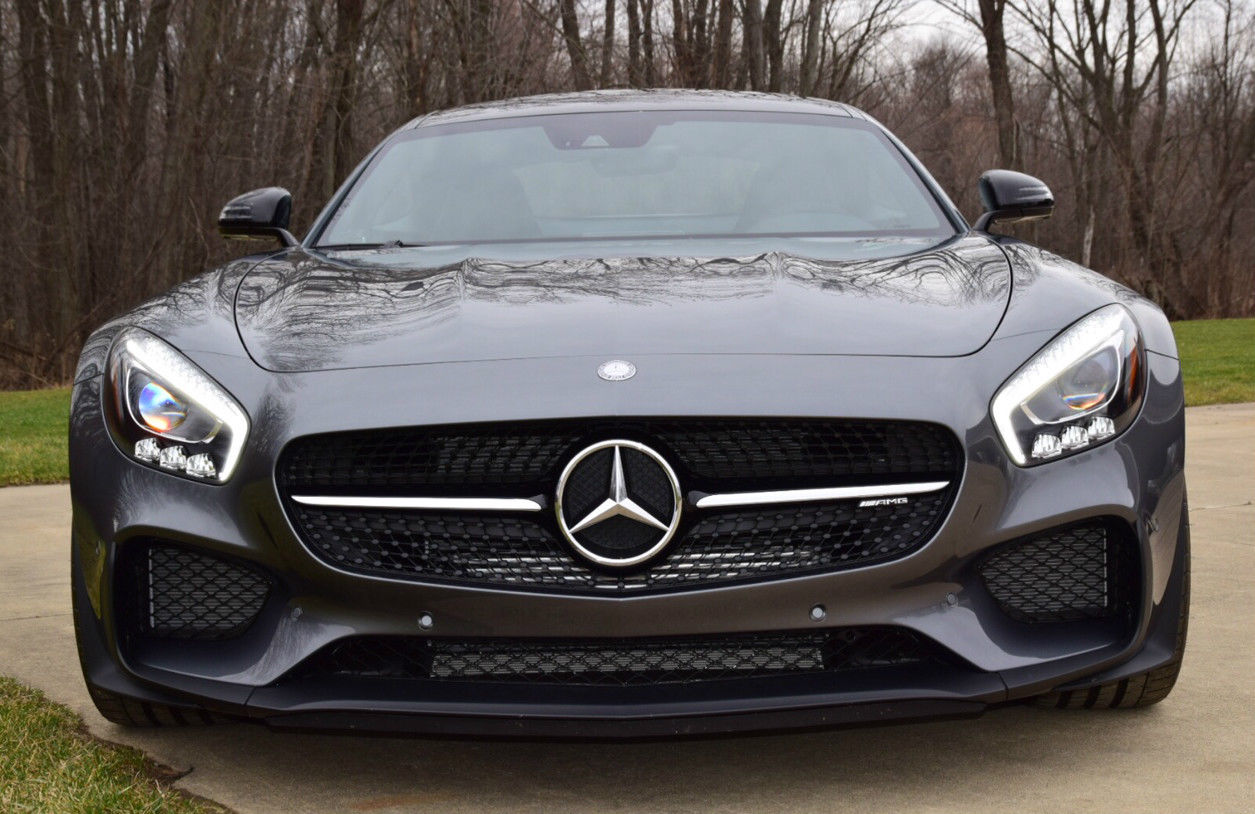 2016 Mercedes-AMG GT S Edition 1 | BENZTUNING
