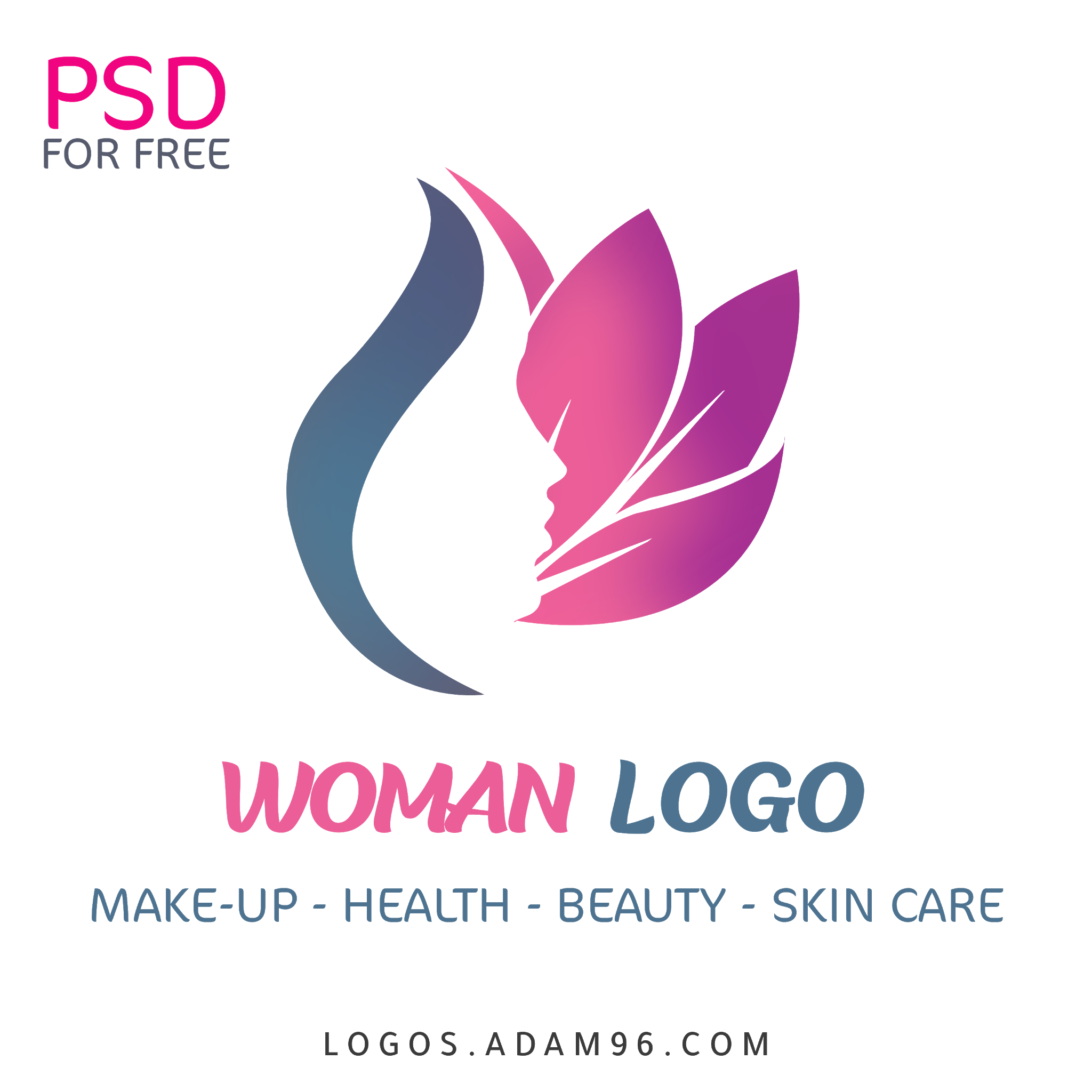Download Logo Without Women Care Rights - Logo For Free PSD