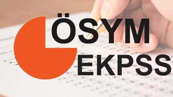 EKPSS Kura Başvuruları Engelli KPSS