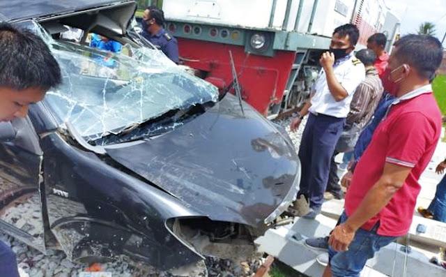 Lantunan Gending Jawa Diduga Picu Laka Maut di Lintasan Kereta Api