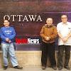 GENPPARI, Dunia Parawisata Perlu Belajar Menjaga Keindahan dan Kebersihan Dari Ottawa-Canada
