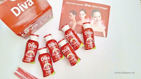 [REVIEW] Diva Beauty Drink