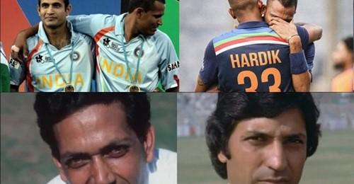 टीम इंडिया के लिए एक साथ खेलने वाले तीन भाइयों की जोड़ी