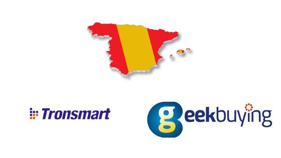 Boas Oportunidades Tronsmart em Espanha!