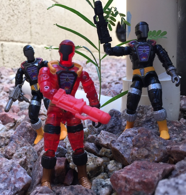 2003 Inferno BAT, Battle Android Trooper, Mail Away, Internet Exclusive, BAT, V2