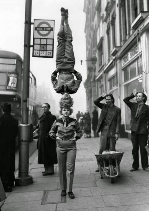 artistas de rua antigos