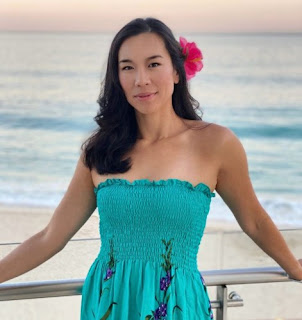 American actress, Regina Ting Chen