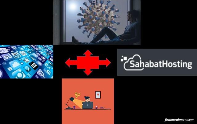 """Tips Sukses Bisnis """"Berpenghasilan dari Internet dengan Mudah di Masa Pandemi"""";"""