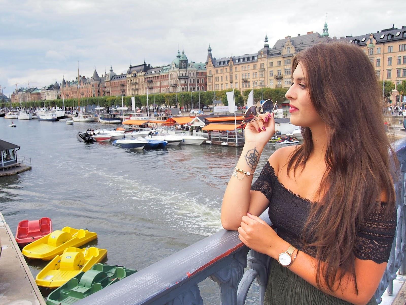 Sztokholm na 4 dni / Co robić w stolicy Szwecji ?