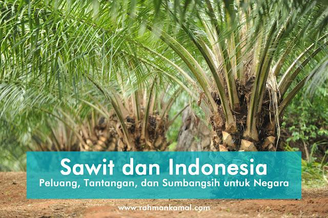 Sawit dan Indonesia