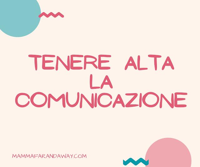 comunicazione in famiglia