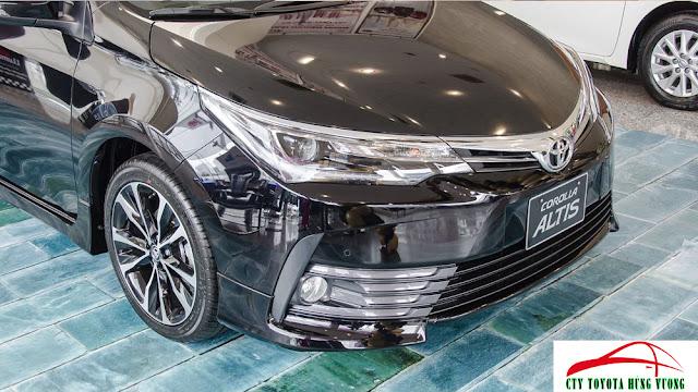Giá xe, thông số kỹ thuật và đánh giá chi tiết Toyota Corolla Altis 2018 - ảnh 6