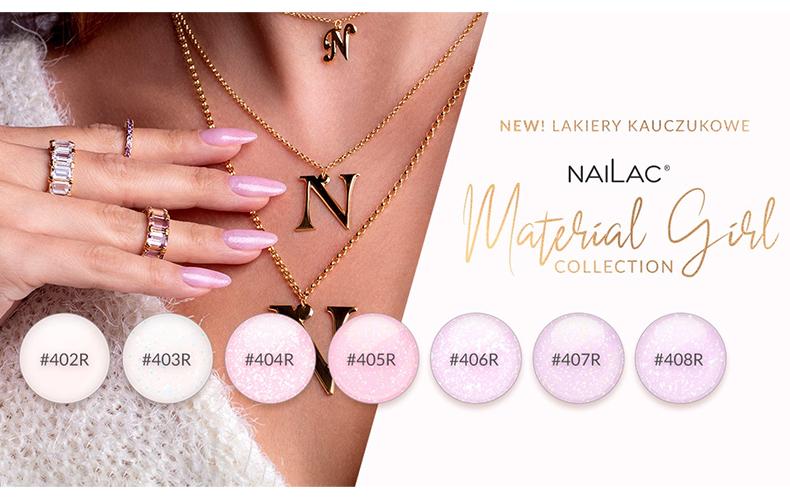 nailac material girl