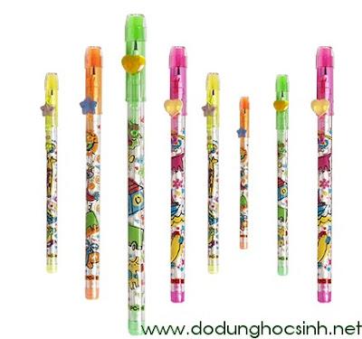 Bút chì khúc PC09 Thiên Long