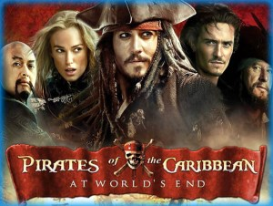 Pirates Of The Caribbean: Dead Men Tell No Tales (2017) BluRay 480p/720p/1080p