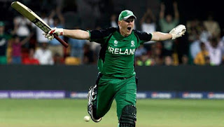 Ireland 111-5 to chase 328-7 - England vs Ireland 15th Match ICC Cricket World Cup 2011 Highlights