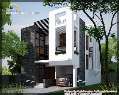 modern contemporary home 135 square meter (1450 sqft) - October 2011