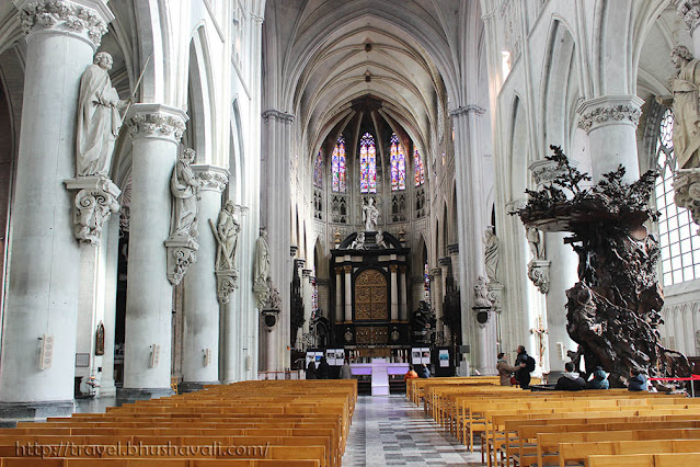 Sint Romboutskathedraal - Saint Rumbold's Cathedral Mechelen