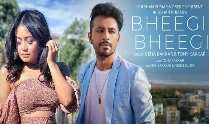 Bheegi Bheegi Lyrics in Hindi