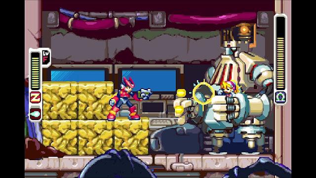Mega Man Zero ZX Legacy Collection PC