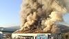 Ολική καταστροφή στο εργοστάσιο «Υφαντής» στα Τρίκαλα