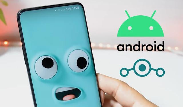 طريقة تثبيت اَخر تحديث اندرويد لهاتفك Android 10