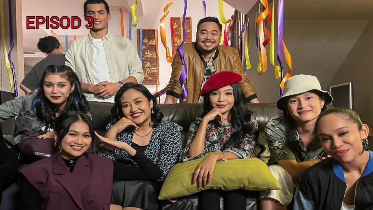 Tonton Drama Sitiktok Episod 3 (Samarinda TV3)